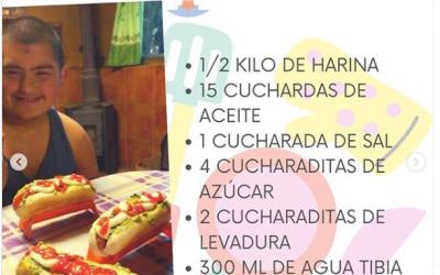 RECETARIO COLEGIO LOS FRESNOS 2020