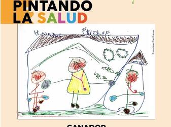 """CONCURSO DE DIBUJO """"PINTANDO LA SALUD"""""""